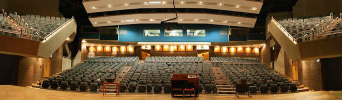 University of Limerick Concert Hall
